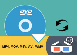 Convert DVD/video to MP4, MOV, M4V, AVI, WMV and more for the feeling of immersion