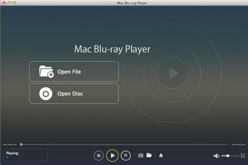 play blu-ray iso files on macOS Mojave