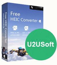 U2USoft Free HEIC Converter for Windows or Mac