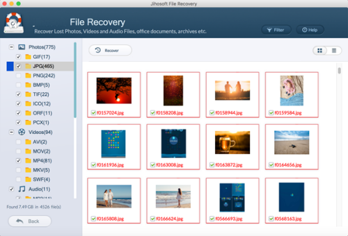 recover data from lacie hard disk